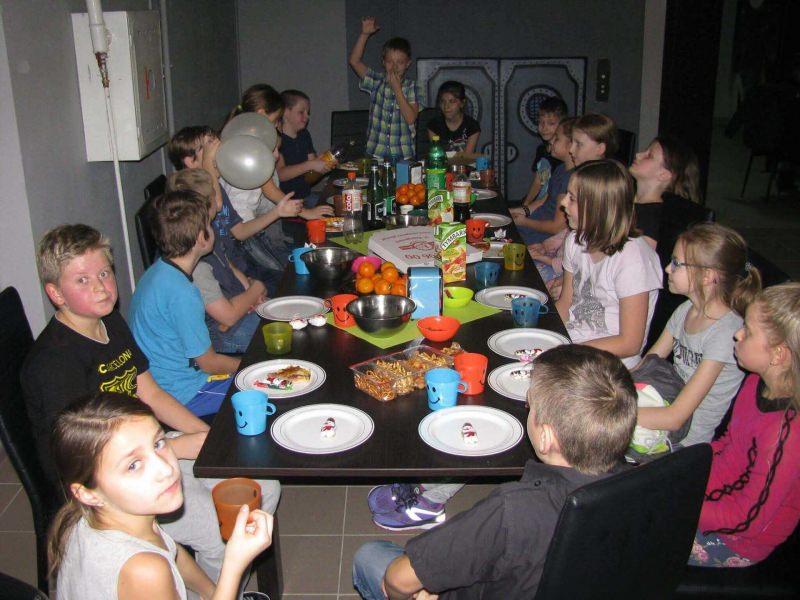 Urodziny i inne imprezy dla dzieci